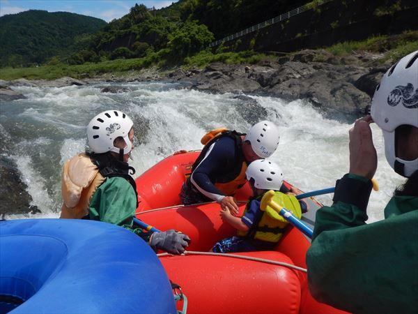 川 川遊び サーフィン 静岡