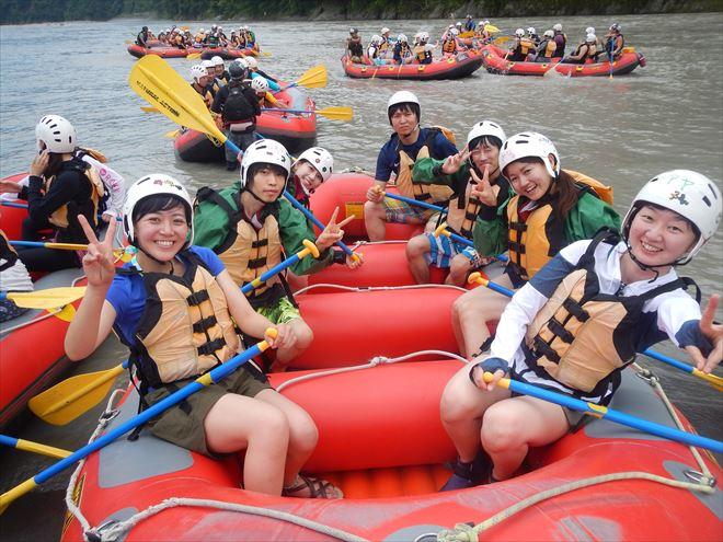 川遊び 夏 観光