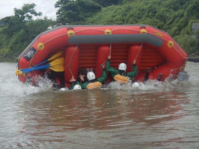川遊び 夏休み