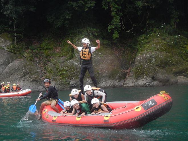 ラフティング ボート遊び ゲーム