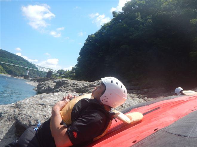 川滑り台 静岡観光
