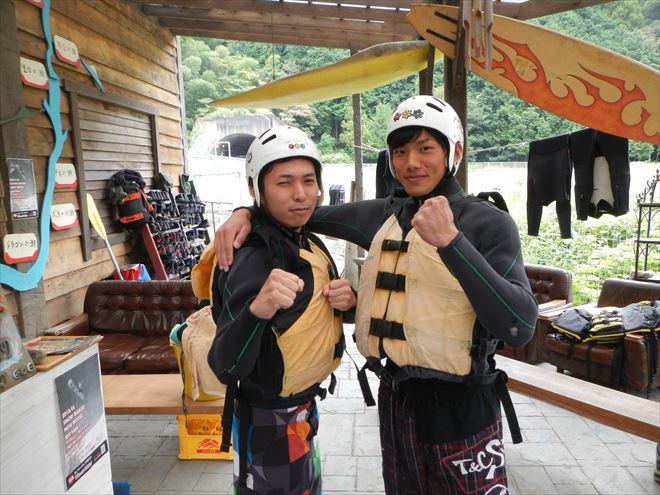 静岡 川遊び アウトドア