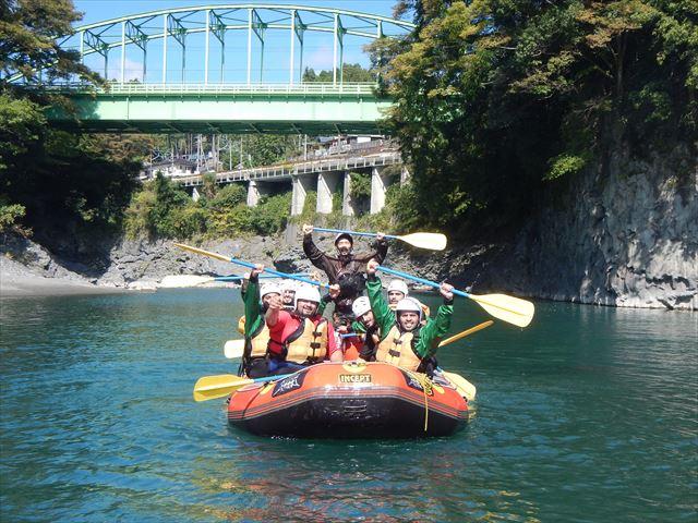 富士川 釜口橋