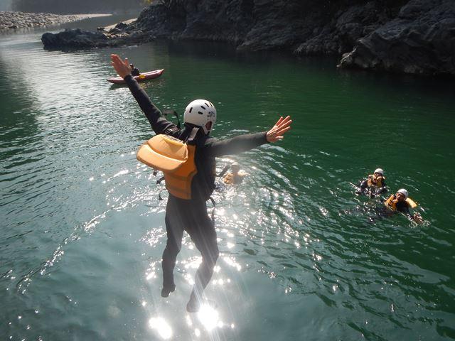富士川 飛込み