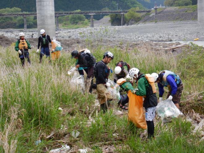 富士川 清掃 ボランティア