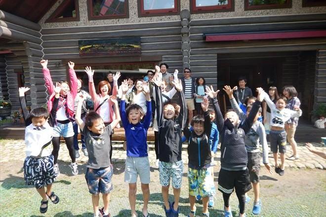 静岡団体遊び キッズラフティング
