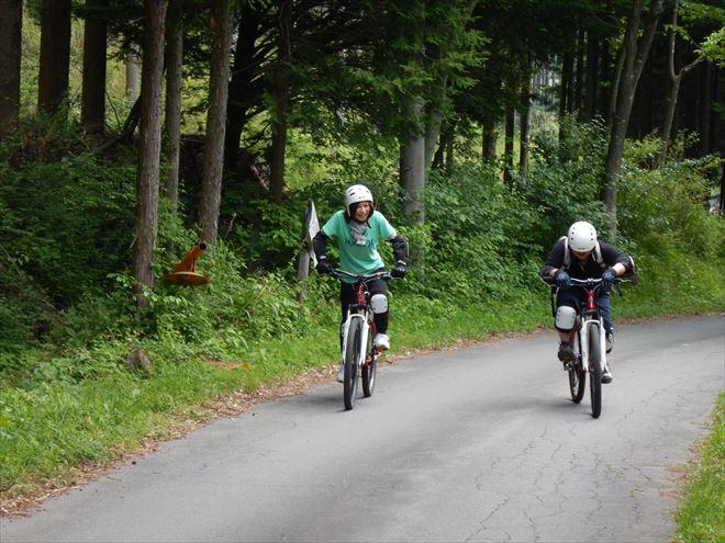 マウンテンバイク 富士山 ツアー