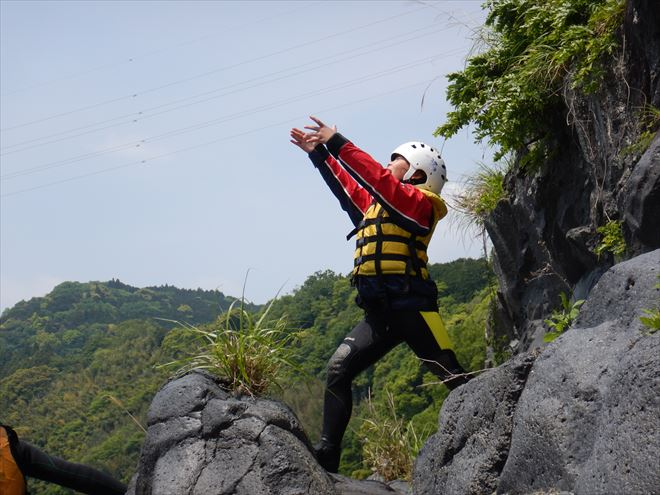 ライオンキング 静岡 富士川 子どもラフティング