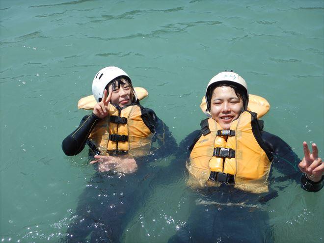 川遊び アウトドア 静岡
