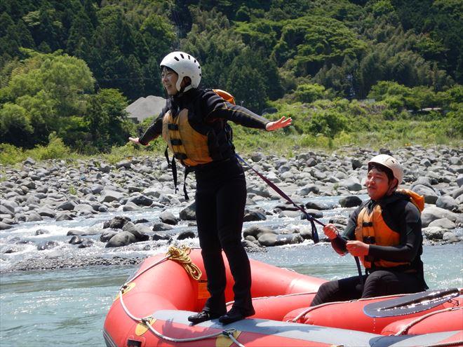 富士宮 川遊び 楽しい