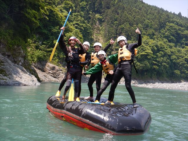 富士川 ボート