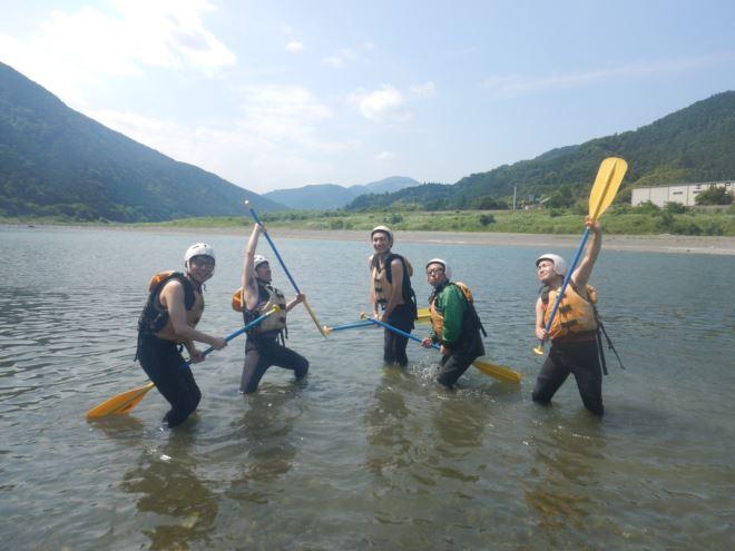 一般ラフティング 富士観光 静岡旅行