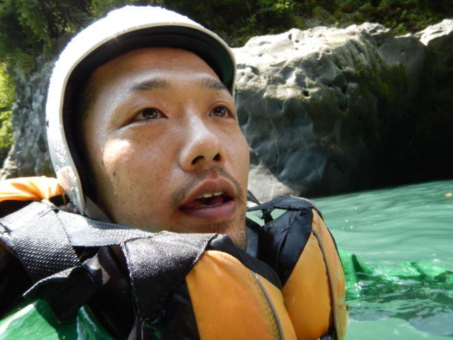 静岡 川遊び 夏