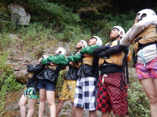 静岡 夏 川遊び