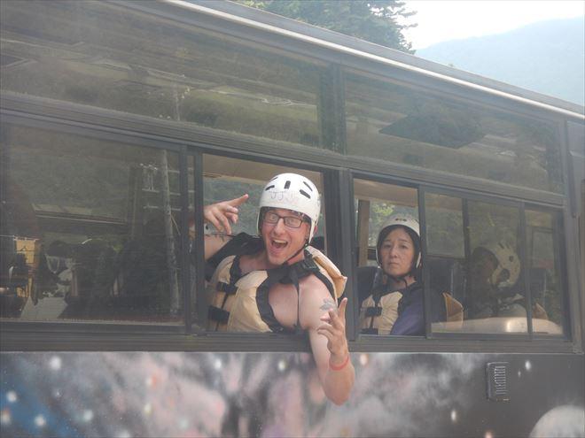 海外観光 BIGBUS バス