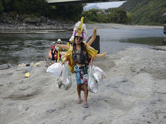 静岡 河川清掃 企画