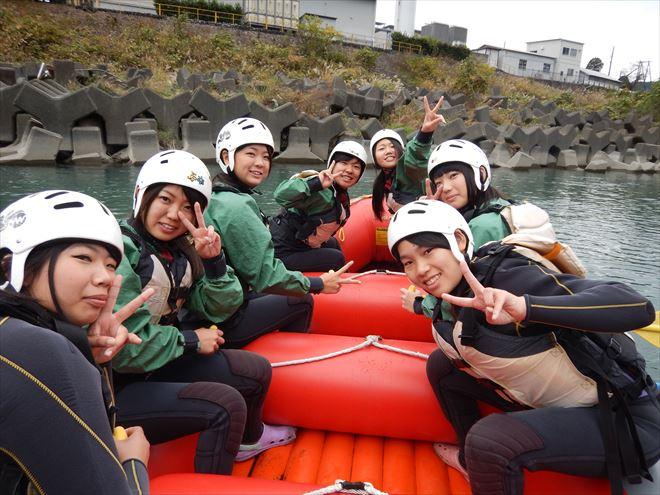 教育旅行 富士川
