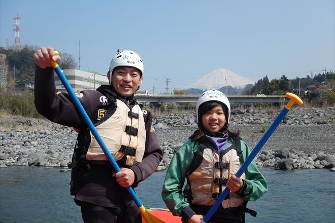 富士山 アウトドア