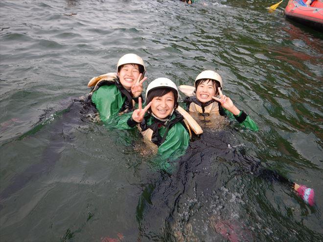 富士川自然体験 静岡自然体験