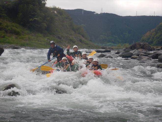 自然体験教育旅行 富士川教育旅行