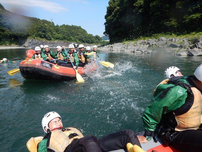 静岡川遊び 自然体験で学ぶ