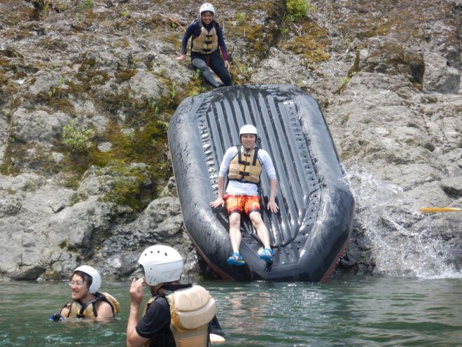 ボート滑り台 おすすめの川