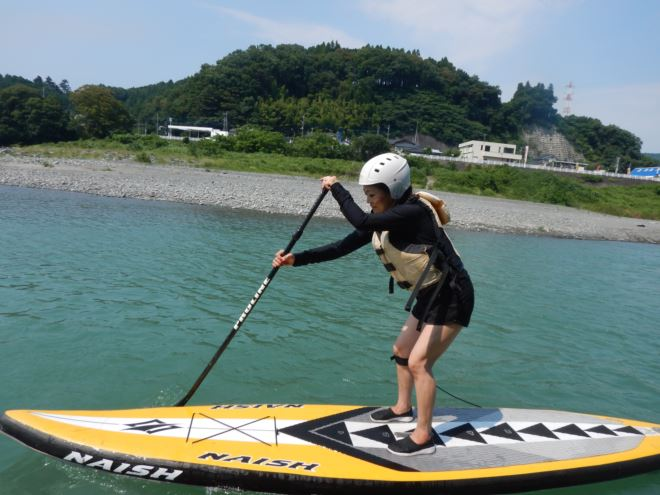 SUP種類 SUP富士川