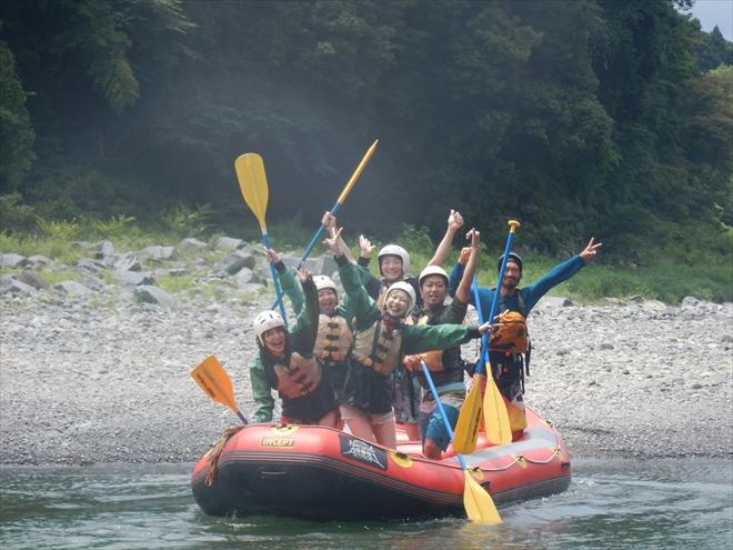 夏おすすめアウトドア 静岡おすすめの川