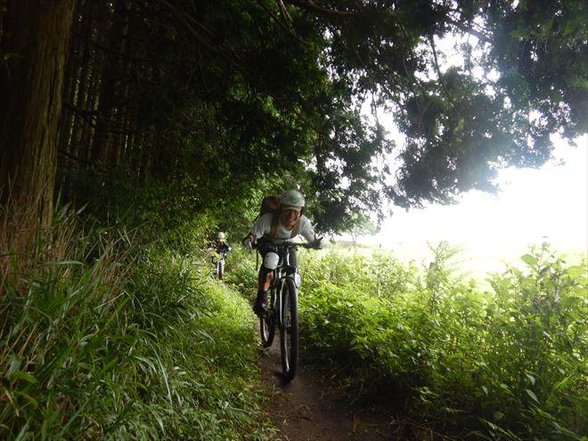 MTBツアー マウンテンバイク