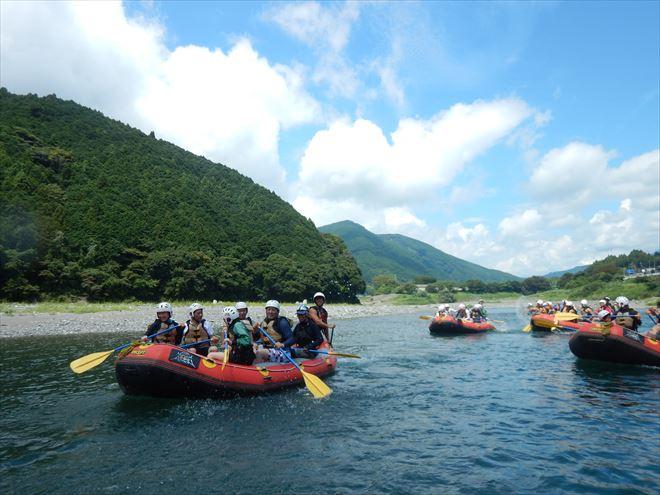 夏遊びおすすめ 川遊びおすすめ富士川