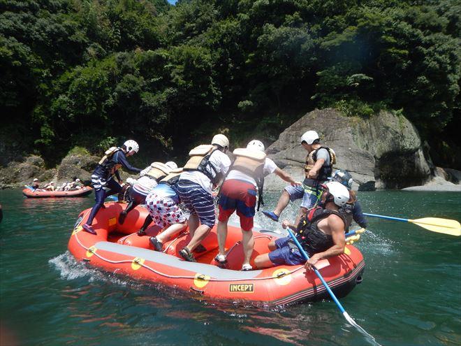 富士川ボート遊び 富士川船下り