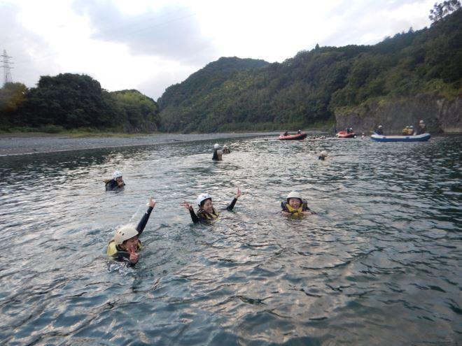 静岡で学ぶ 富士川で学ぶ
