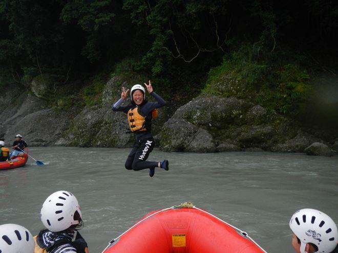 静岡 自然 川遊び