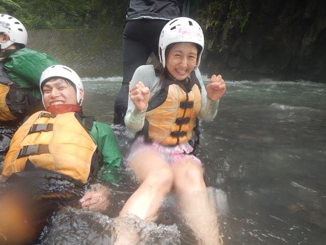 静岡 アウトドア 川遊び