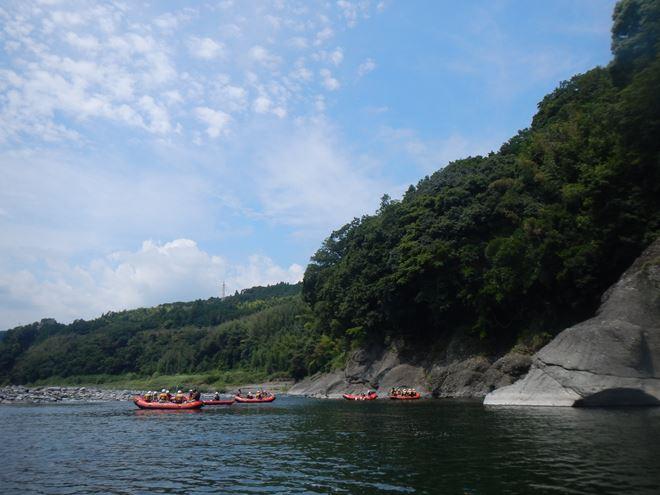 静岡 川 アウトドア