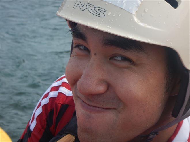 川 夏 楽しい