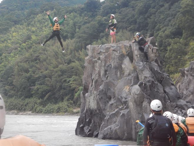飛び込み 富士川 静岡