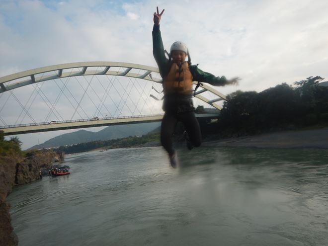 静岡 富士川 ジャンプ
