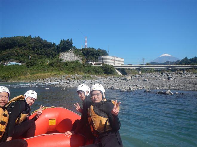 富士山 初雪 観光