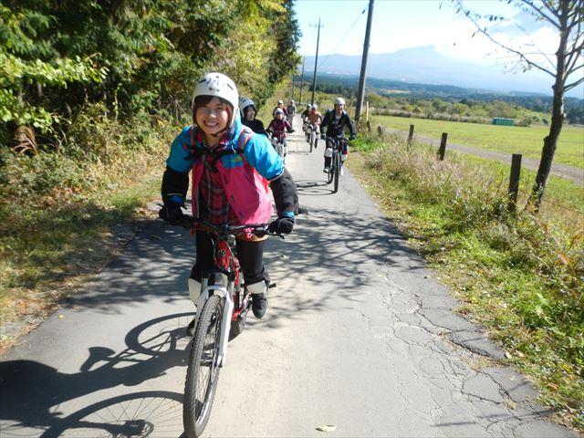 富士山 マウンテンバイク