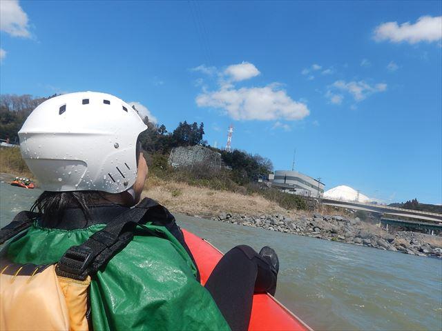 富士山 ラフティング