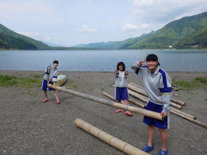 静岡 教育旅行 自然