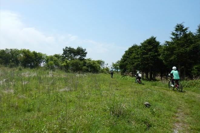 静岡 MTB ツアー