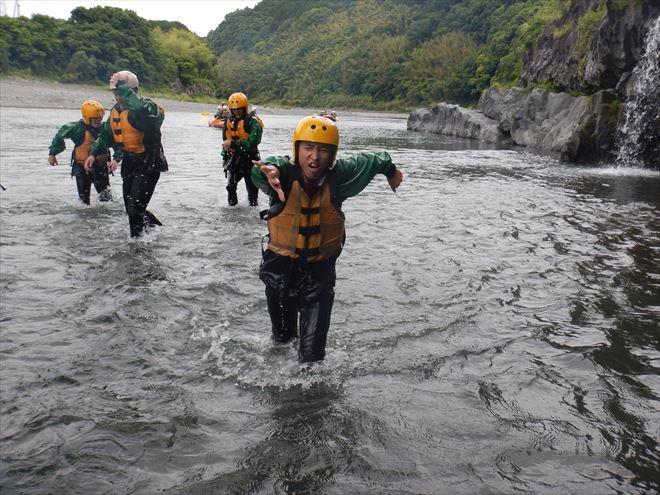 静岡 教育旅行 アウトドア