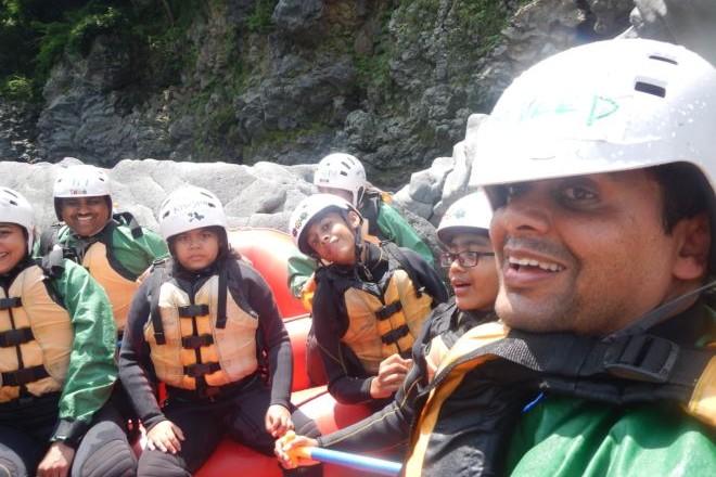 富士川 インド
