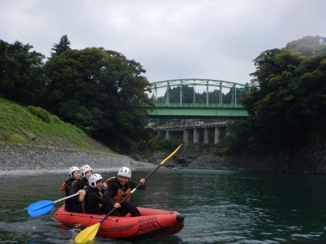 静岡 富士川 アウトドア