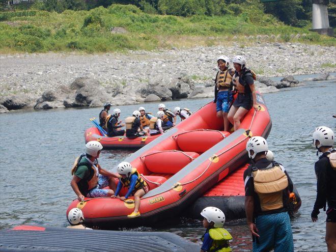 静岡富士川 静岡川遊び 静岡ボート遊び
