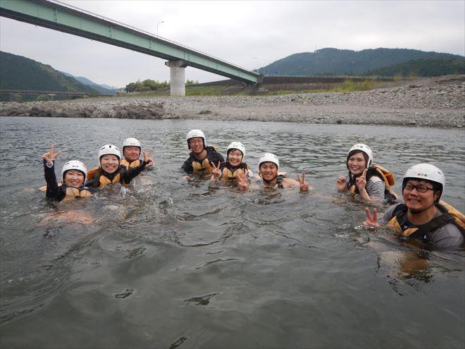 静岡 川遊び ツアー