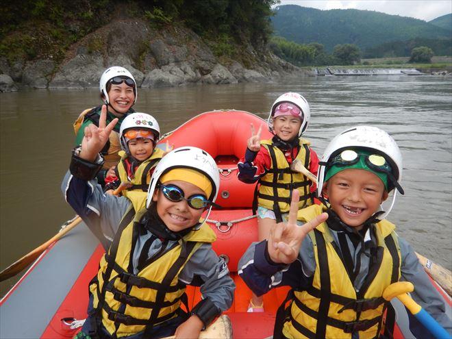 富士川 増水