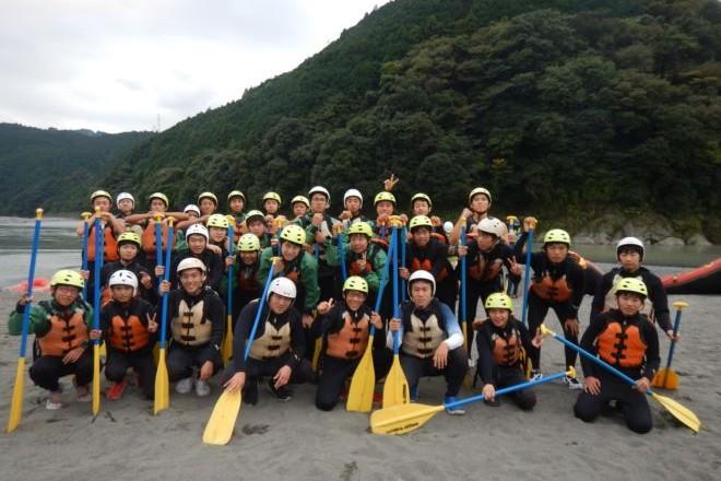 静岡 教育旅行 富士川